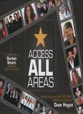 Access All Areas By  Dave Hogan, David Clayton