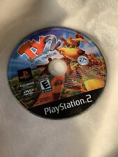 Ty the Tasmanian Tiger 2: Bush Rescue (Sony PlayStation 2, 2004) DISC ONLY