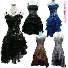 Normalgröße Brautkleider aus Satin in Größe 38