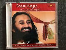 Marriage A Commitment - SRI SRI RAVI SHANKAR ~ CD