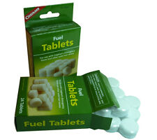 Solid Fuel Tablets 48 pack Coghlans Hexamine for Pocket Stove or Fire Starter