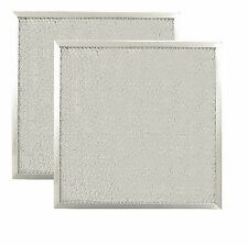 New listing 2 Pack 9 X 9 X 3/8 Range Hood Aluminum Grease Filters