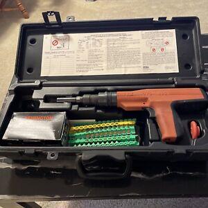REMINGTON Power Pro Semi Automatic Powder Actuated .22 .27 Cal Nailer Model 496