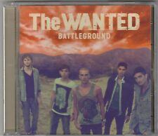 The Wanted - Battleground **2011 Asian Edition 11 Trk CD Album** VGC