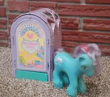 Vintage My Little Pony G1 Boutique with Big Brother Salty pony