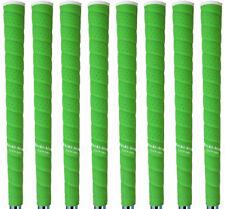 Tacki Mac Tour Pro Plus NEON Green Standard Size Golf Grips - Set of 8 - NEW