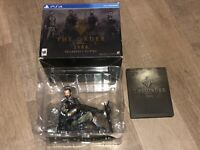The Order 1886 Collector's Edition PlayStation 4 PS4 Complete CIB