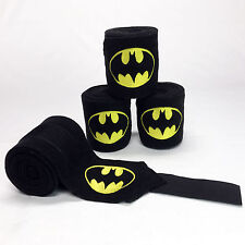 BATMAN LOGO EMBROIDERED - FLEECE POLO LEG WRAPS – HORSE SIZE
