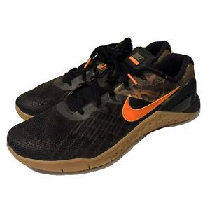 Nike Metcon 3 Realtree Black-Camo CrossFit AJ5145-021 Size 11.5 *Excellent*
