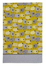 "Ulster Weavers, ""Dotty Sheep"", Pure cotton printed tea towel"