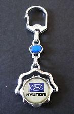 Schlüsselanhänger HYUNDAI Automobile Logo Metall oldschool keyholder 90er