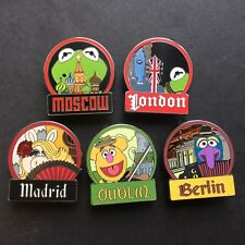 DisneyStore.com - Muppets Most Wanted Set Limited Edition 400 Disney Pin 99961