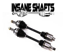 INSANE SHAFTS CV AXLES 92-00 HONDA CIVIC EG EK 500HP K-SWAP K20 K24 32MM PAIR