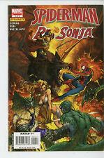 SPIDER-MAN/RED SONJA #4 (2007 Series)