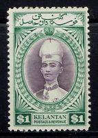 Kelantan SG# 52, Mint Hinged  -  Lot 032816