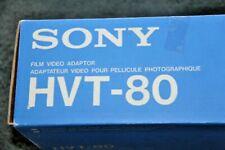 Sony Hvt-80 Film Video Adaptor