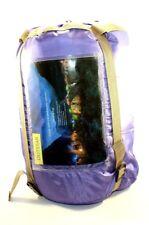 OUTSTAR Lightweight Waterproof Envelope Sleeping Bag With Compression Sack