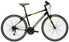 CANNONDALE QUICK 4 BIKE BLACK AND GREEN