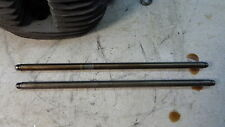 1974 BMW R75/6 SM231 HEAD AND PUSH RODS LEFT SIDE
