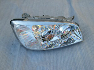 HYUNDAI XG XG350 FRONT LAMP HEADLIGHT FACTORY OEM 2004 2005