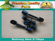 4 FRONT REAR SWAY BAR LINKS TOYOTA LAND CRUISER 98-07
