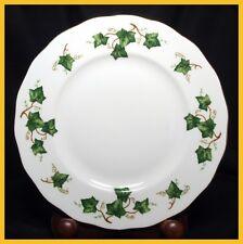 6 x Colclough Ivy Leaf 8 Inch Salad / Dessert Plates - Excellent  Condition !