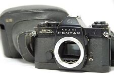 Pentax ES Electro Spotmatic 35mm SLR Film Camera Body Only SN5534177 *As-Is*