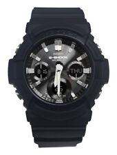 Casio GAS100B-1A G-Shock  Black Analog Digital Watch FREE shipping & returns