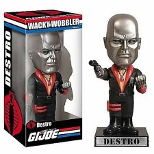 G.i. Joe - DESTRO Wacky Wobbler Bobble Head Figure Funko