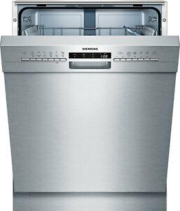 * Siemens SN436S07GE Unterbaugeschirrspüler Spülmaschine Startzeitvorwahl 60cm E