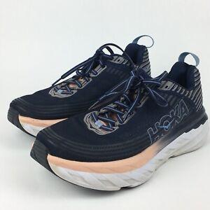 Hoka One One Bondi 6 Wide Women's Running Shoes Sz 9 D