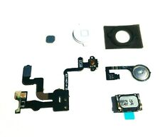 iPhone 4s Home Menu Button Flex Cable Circuit + Proximity Light Sensor