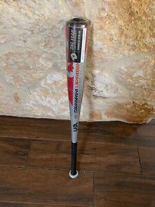 DeMarini Uprising USA (-11) WTDXUPL-19 Youth Baseball Bat - 28/17