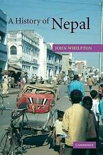 A History of Nepal, Acceptable, Whelpton, John, Book