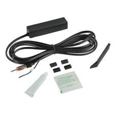 Magnetische Antenne AM/FM für Motorräder Cabrios gleichachsiges Kabel / Stromver