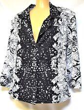 plus sz XS / 14 TS TAKING SHAPE Filly Fleur Jacket stunning stretch cotton NWT!