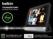 Belkin Thunderstorm Handheld Home Theater Speaker Case for iPad 4