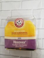 Hoover T-Series Arm & Hammer Odor-Eliminating Hepa Vacuum Filters New