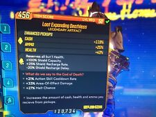 Borderlands 3 Special Mods - Loot Expanding Deathless Lvl 50 - XBOX ONE ONLY