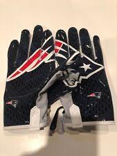 Nike Vapor Knit Patriots Receiver Gloves. Adult Large. $100 Retail. New