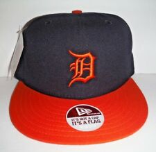 promo code 9a619 71b31 Detroit Tigers Vintage New Era 59Fifty Diamond Collection Fitted Size 6 7 8  Hat