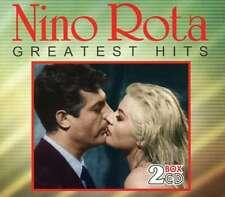 Nino Rota Greatest Hits [2 CD] Soundtrack Filmmusik