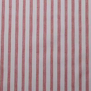 Titley and Marr - Tick Tack - Scarlet - Fabric - 115cm x 62cm - Face Masks