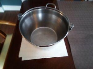 maslin pan for jam making etc.