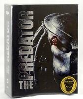 PREDATOR Blu-ray [4K UHD + 2D] Steelbook BLUFANS OAB ONE CLICK BOXSET [CHINA]