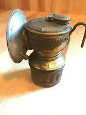 Vintage Carbide Miner's Lamp by Shanklin Mfg. Co.