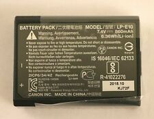 Canon LP-E10 Rebel T3-T5-T6-T7 Camera Battery Pack Brand New Extra Digital