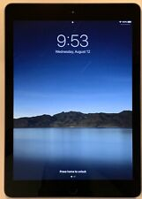 Apple iPad 6th Gen. 128GB, Wi-Fi, 9.7in - Space Gray. MR7J2LL/A