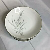 "Vintage Castlecourt Wheat Spray Japan China 5.5"" Small Fruit Bowl EUC"