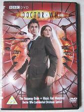 Doctor Who The Runaway Bride Music Monsters DVD Region 2 4 UK PAL David Tennant